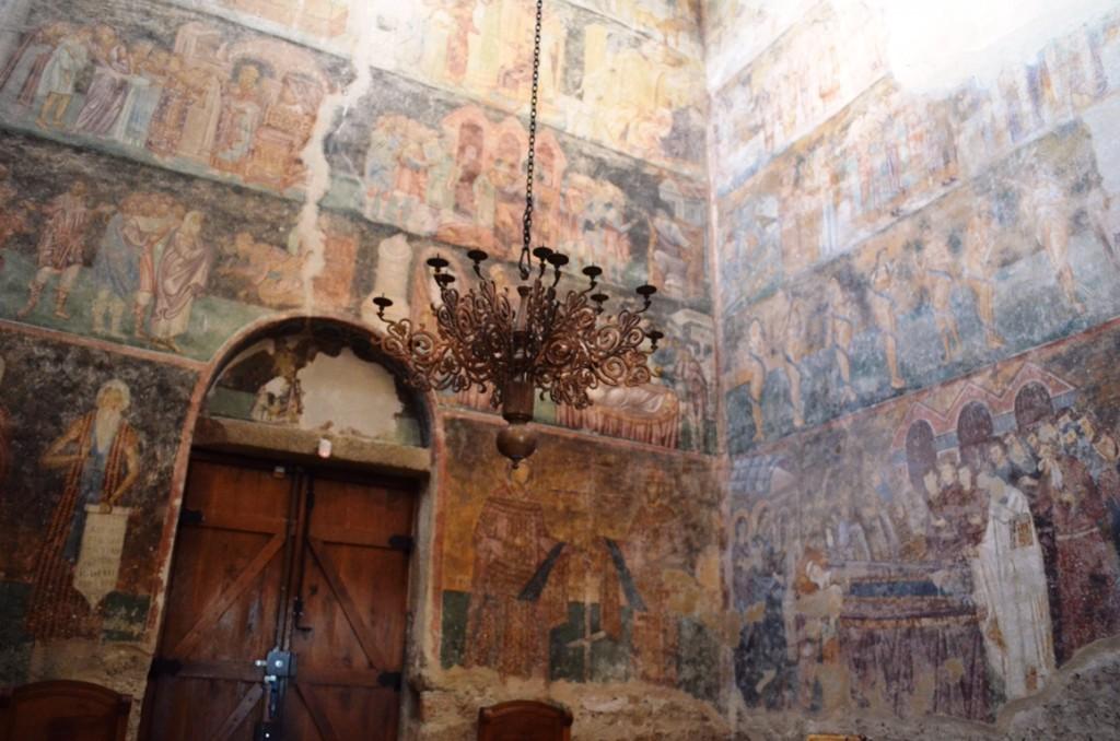 Spocani-klooster in Servië