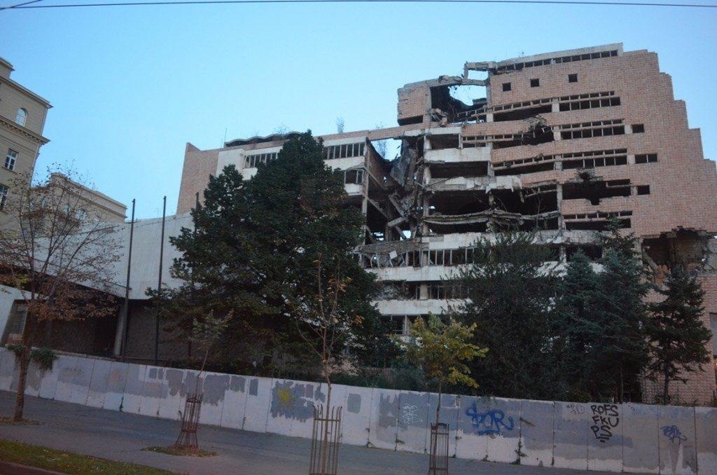 Belgrado in Servie
