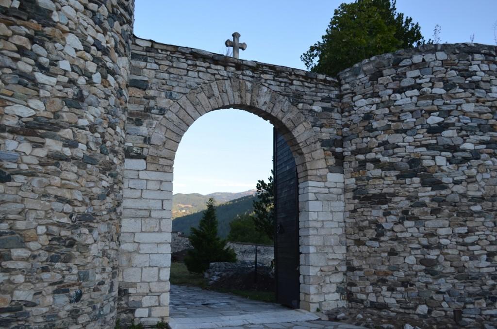 Studenica-klooster in Servië