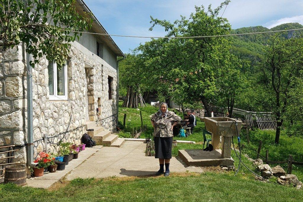 Wandelen in de Tresnjica-kloof in Servie